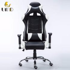 umd 4d ergonomic leather high back gaming chair racing style pccomputer chair