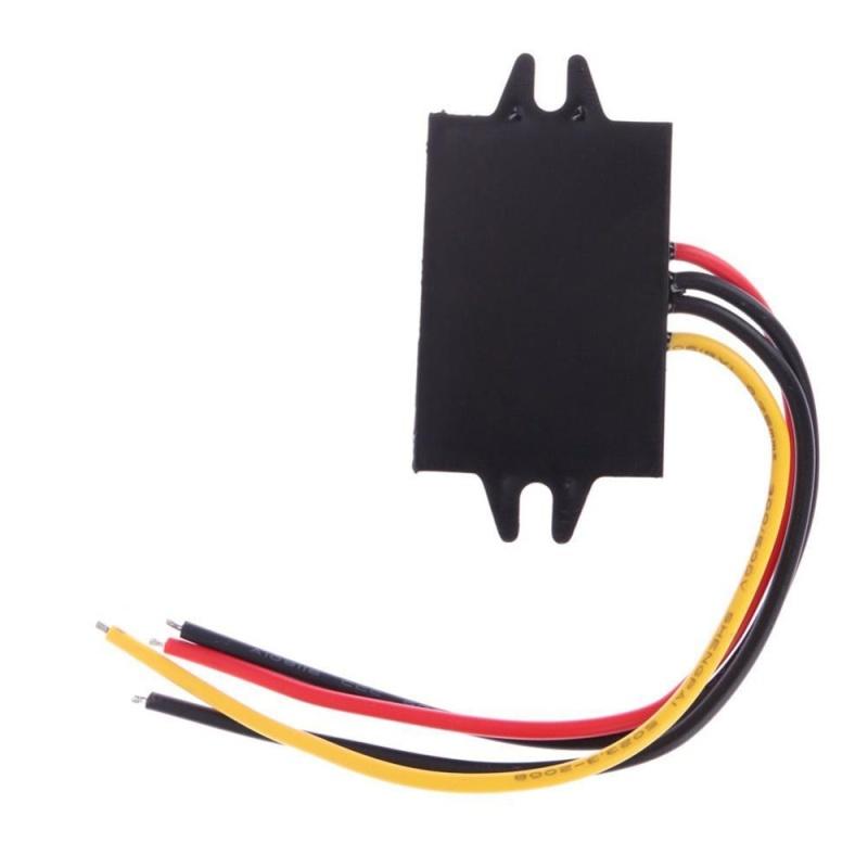 Waterproof 24V to 12V Converter Regulator Power Audio Power Transformer - intl