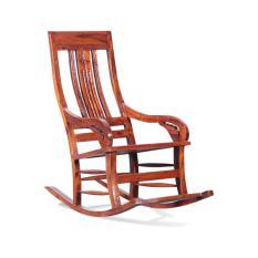 WIHARDJA Tyler Teak Rocking Chair