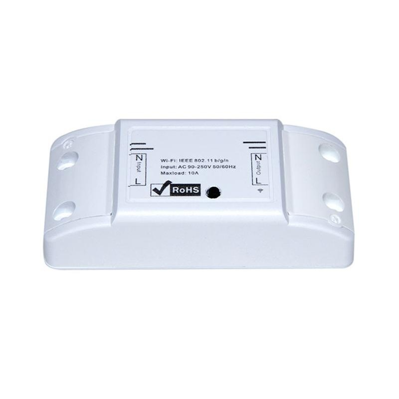 YBC Smart Home Automation On/Off Switch Wifi Socket Wireless Remote Timer - intl