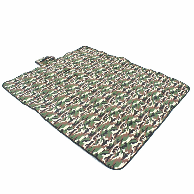 Yika 180*150cm With Handle Outdoor Camping Picnic Mat Pad (Camouflage)