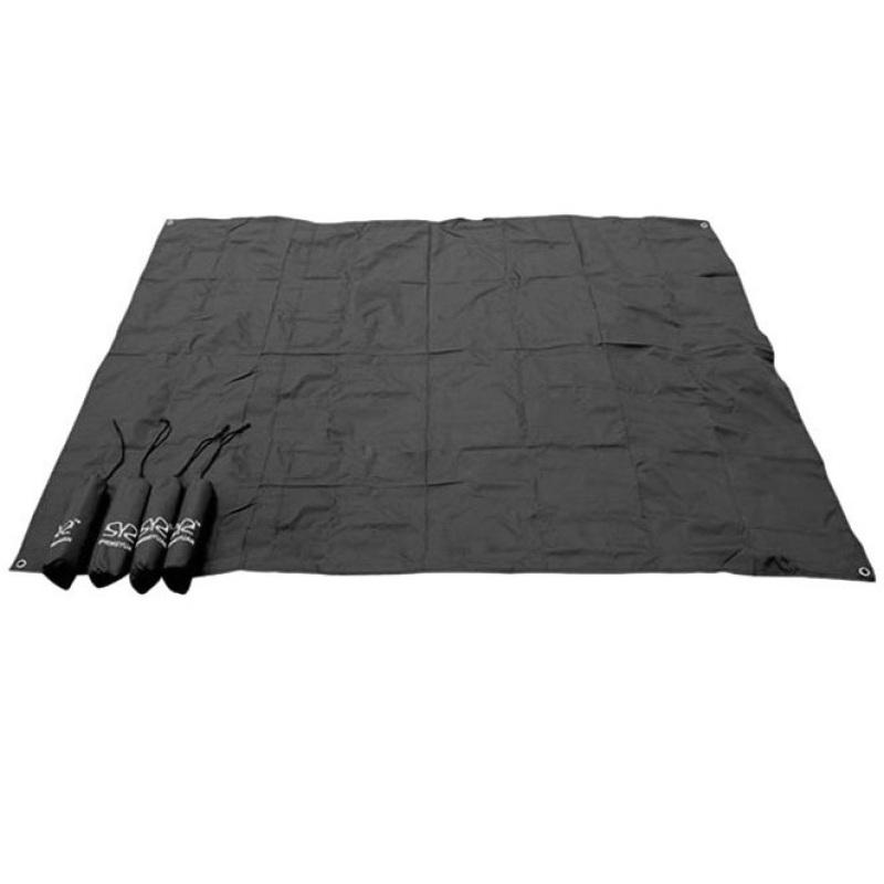 Yika 210*200cm Outdoor Camping Picnic Oxford cloth Cushion Mat Pad (Multicolor)