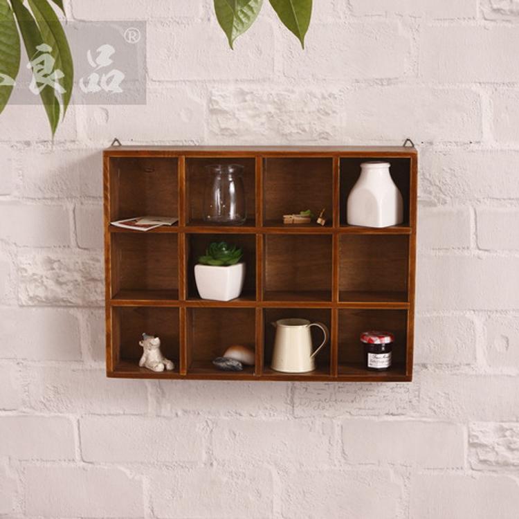 Zakka Living Room Storage Closet Multifunction Shelf Storage Cabinet