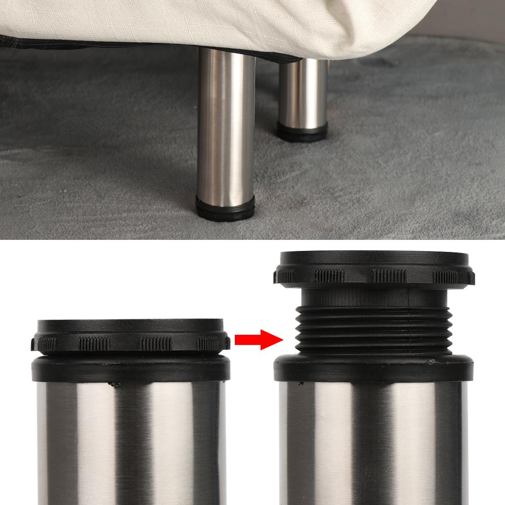 Level Feet Round Stand Adjustable Furniture Leg Height Control Chair Fittings