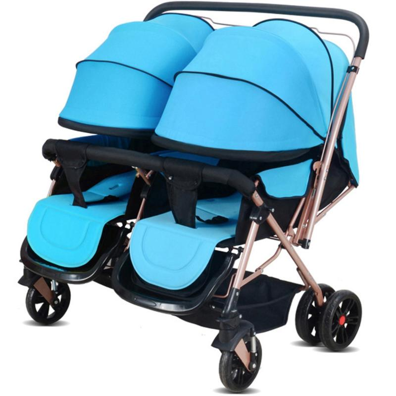 21A Lightest Double Stroller Singapore