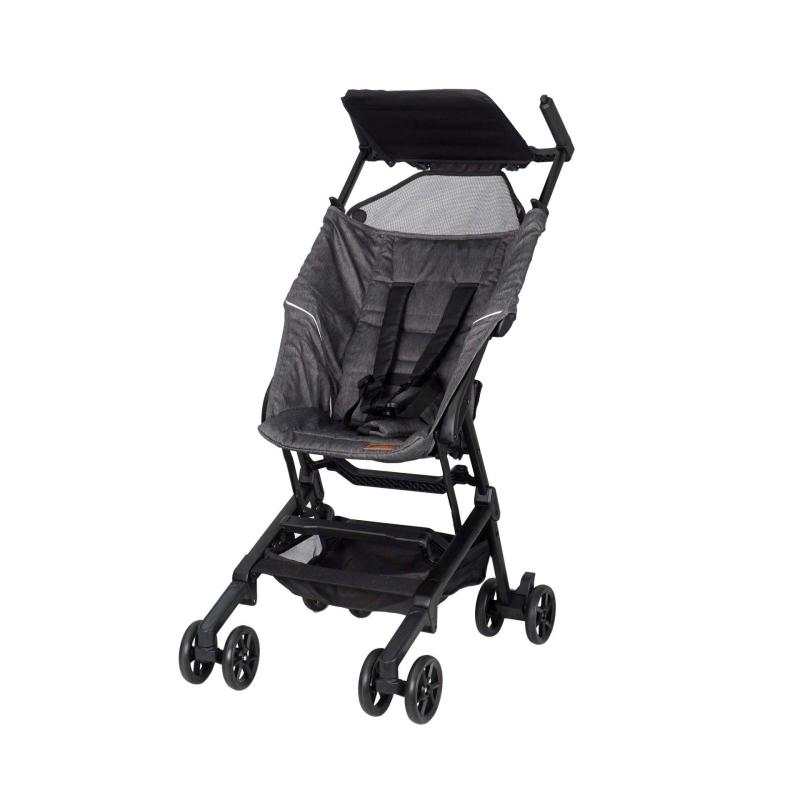 Beblum Micro Stroller - Black Singapore