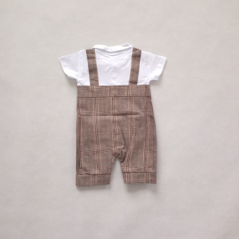 Boy Clothes Kids Outfit Child Baby Romper Boys One-Piece ClothingRomper Outfits - 2