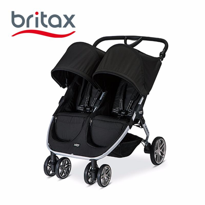 Britax B-Agile Double - Black Singapore