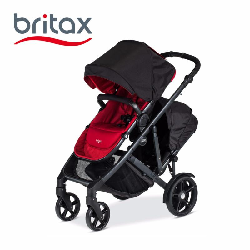 Britax B-Ready 2017 (Poppy) Singapore