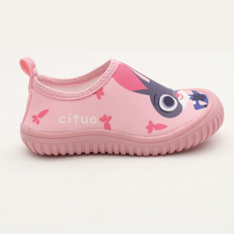 Cloth shoes children's female small children's shoes soft bottom toddler shoes