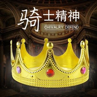 CROWN Prince birthday hat crown King headdress headband