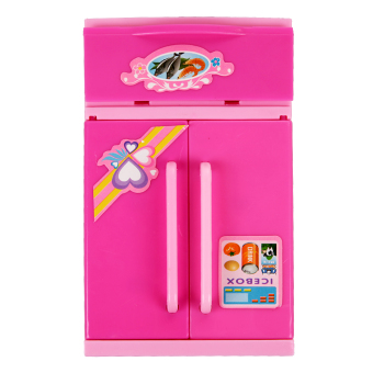 Harga Children Pretend Role Play Refrigerator Educational Toy Girls Lovely Toys