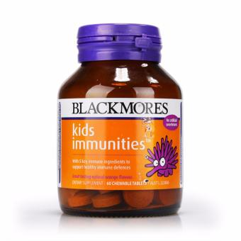 Harga Blackmores Kids Immunities 60tabs