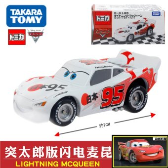 Harga Tomy alloy car models toy car cars suddenly taro edition lightning mcqueen 835974