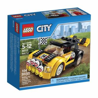 Harga LEGO CITY Rally Car 60113