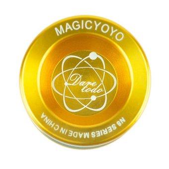 Magic YOYO Ball N8 Dare to do Aluminum Alloy Kids Toys(God) - 2