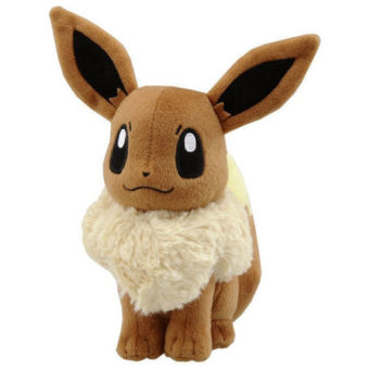 Harga Pocket Monster Toy Eevee Plush Toys Soft Stuffed Doll Toy - intl