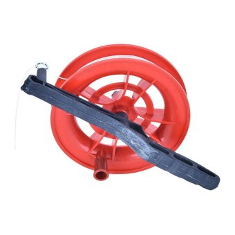 Harga Fine Grip Wheel Kite Reel Ballbearing Handle with 60/110Meters Line 110m - intl