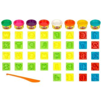 Harga Play-Doh Numbers Letters N Fun