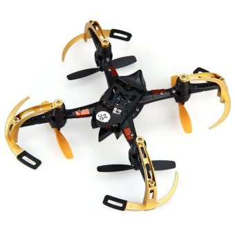 Yizhan X4 Aircraft 2.4GHz 6 Axis Gyro 3D Flip Flying 4 Channel - 2