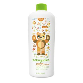 Harga Babyganics Hand Sanitizer refill bottle 473ml - Mandarin