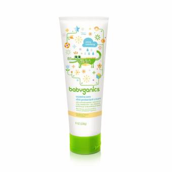 Harga Babyganics Eczema Care Skin Protectant Cream, 8 oz Tube