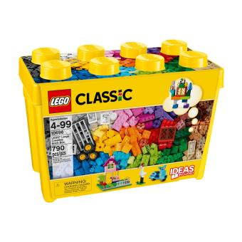 Harga LEGO 10698 Classic Large Creative Brick Box