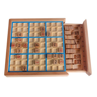 Harga Andux Wooden Sudoku Board Games SD-02