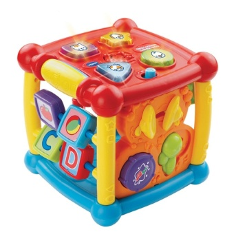 Harga Vtech Busy Learner.s Activity Cube