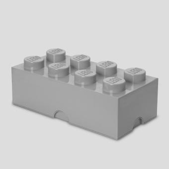 Harga LEGO Storage Brick 8 (Grey)