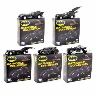 Harga Takara Tomy Batmobile set of 5