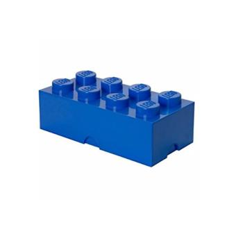Harga LEGO Storage Brick 8 (Blue)