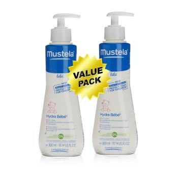 Harga Mustela Hydra Bebe Lotion 300ml - Twin Pack