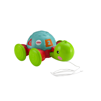 Harga Fisher-Price® Pull-Along Turtle