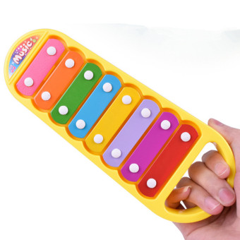 Harga Baby 8-Note Xylophone Musical Instrument Mental Development Toys For Children Kids Learning & Education Toy - Intl