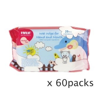 Harga Farlin Wet Wipes for Hand & Mouth