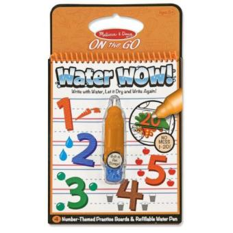 Harga Melissa & Doug On The Go Water Wow