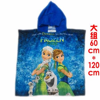Harga Wearable Magic Towels (Kids - FROZEN)