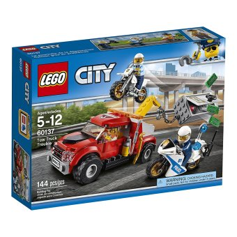 Harga LEGO 60137 City Police Tow Truck Trouble