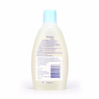 Aveeno Baby Body Wash and Shampoo Daily Moisturizing 354ml x 2 pcs - 3