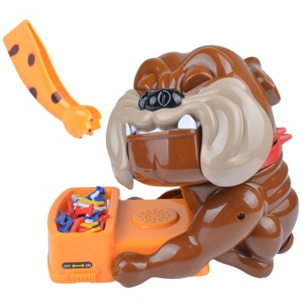 Funny Tricky Games Bad Dog Action Games Toy Don't Wake The Dog Toys for Party Family Parents Kids Friends - intl