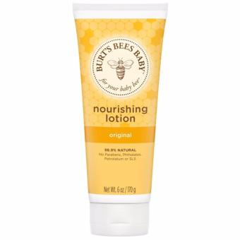 Harga Burt's Bees Baby Bee Nourishing Lotion - Original 6oz