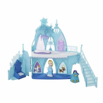 Harga Disney Frozen Little Kingdom Elsa's Frozen Castle