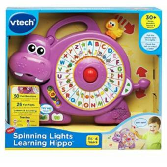 Harga Vtech Spinning Lights Learning Hippo