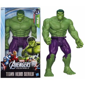 Harga Hasbro Marvel Avengers - THE HULK - 12 inch Action Figure