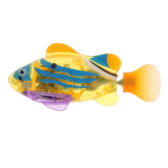 Harga Activated Charger Powered Robo Fish Toy 3#