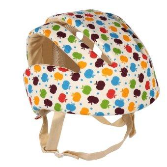 Adjustable Infant Baby Safety Helmet Kids Head Protection Caps Hat for Walking Crawling (Multi-color) - intl - 5