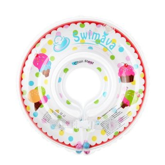 Harga Swimava - Neck Float (Cupcake Design)