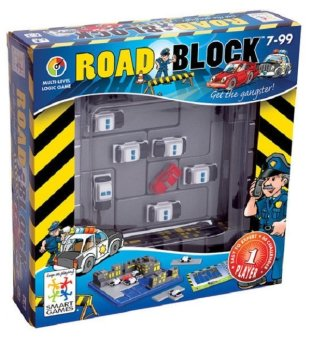 Harga Road Block IQ Toy & Games