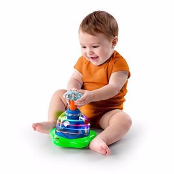 Bright Starts Glow Spinner Baby Toy - 3